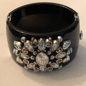 Sparkling Brighton Hinged Bangle